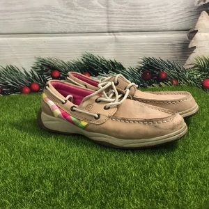 Sperry Top-Sider Boat Shoes Size 40